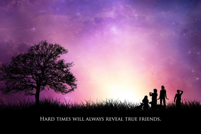Friendship Quotes HD - Wallpaper, High Definition, High .