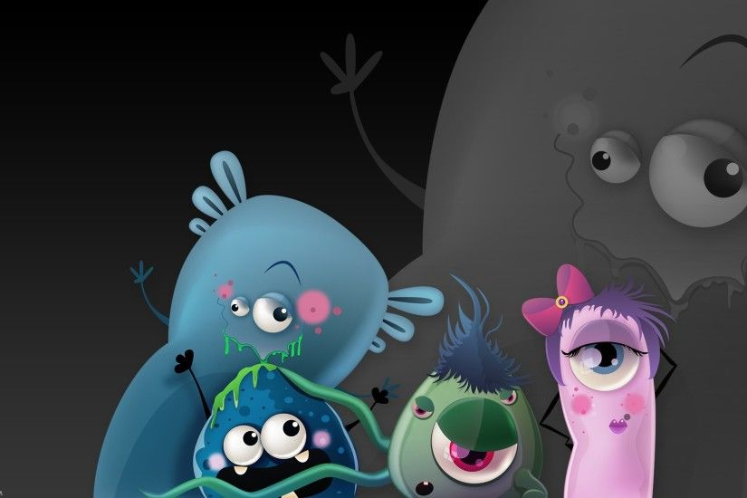 Cute Monster HD Wallpapers Daily Backgrounds in HD 1920x1200