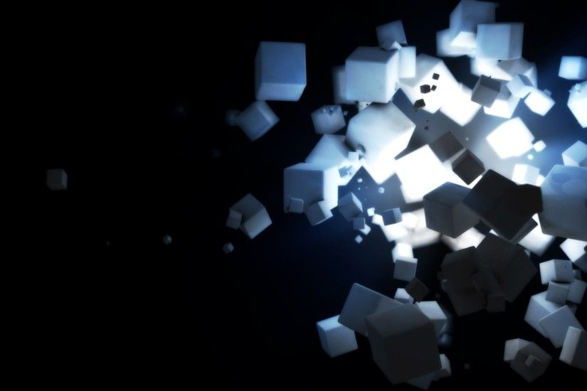 Cubes Wallpaper 3D Models 3D