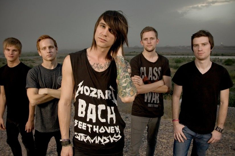 Blessthefall Background Free Download.