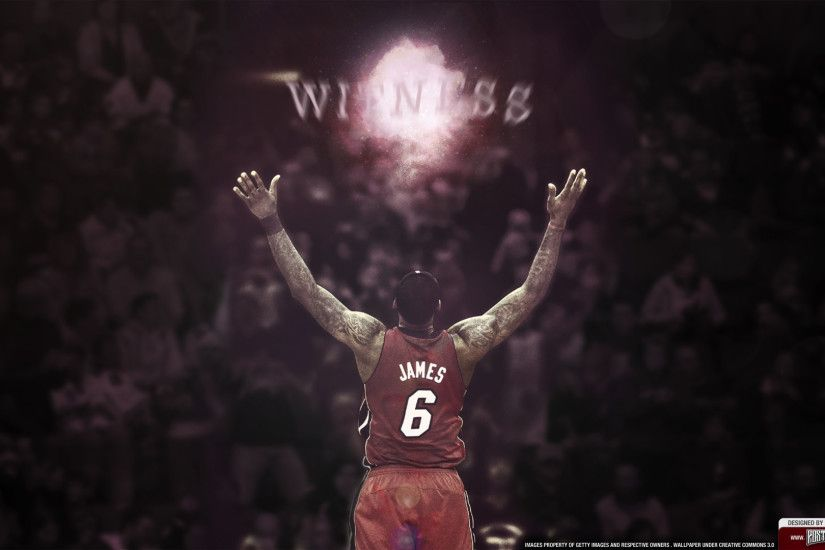 ... LeBron James MVP Wallpaper NBA Finals by IshaanMishra