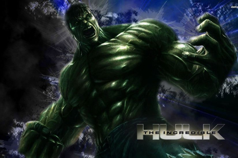 ... The Incredible Hulk wallpaper 1920x1200 ...