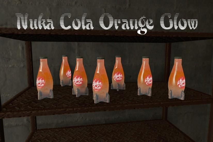 Fallout 3 Sunset bomb and Nuka Cola by daregb on DeviantArt