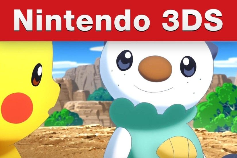 Nintendo 3DS - Pokémon Mystery Dungeon: Gates to Infinity Animation Special  Part 1 - YouTube