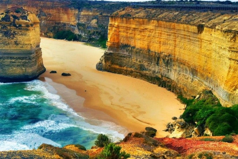 Australibeach, Wonderful, Wallpaper, For, Desktop, Backgrounimage,  Downloabeach, Image, Free, Windows Desktop Images, Mac Wallpapers, Artwork,  ...
