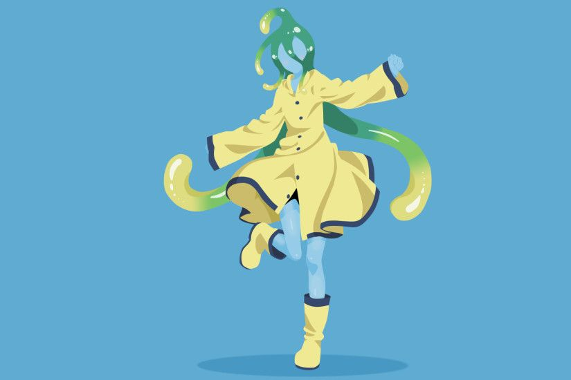 Anime - Monster Musume Suu (Monster Musume) Everyday Life with Monster  Girls Minimalist Wallpaper