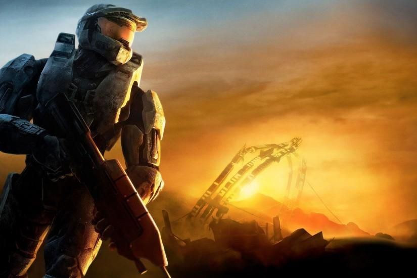 Halo Hd Wallpapers Free Desktop Res 1920x1080PX ~ Wallpaper Halo 3 .