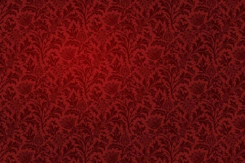Abstract - Red Wallpaper
