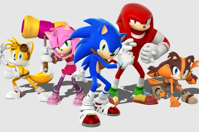 Sonic The Hedgehog, Tails (character), Video Games, Sega Wallpapers HD /  Desktop and Mobile Backgrounds