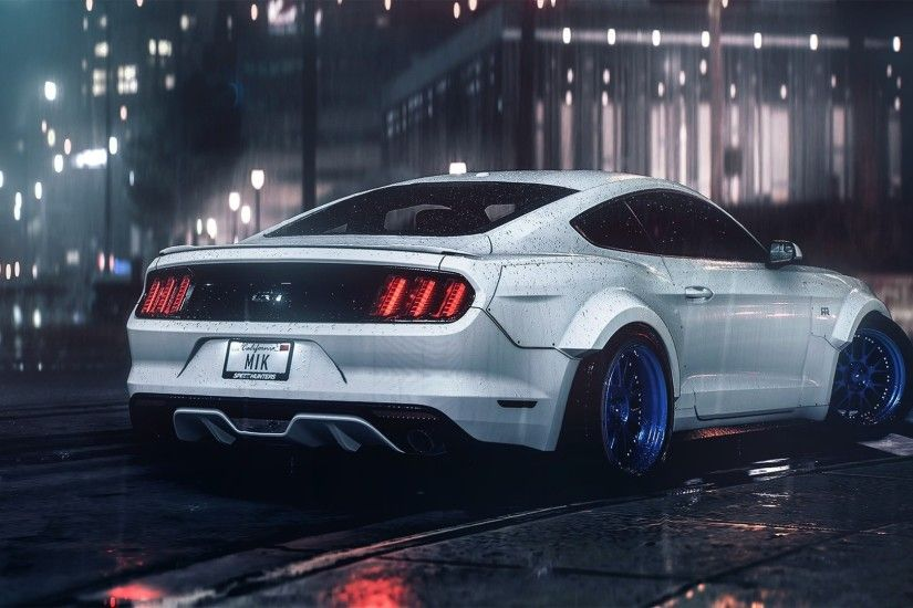 Ford Mustang GT HD Wallpaper | Background Image | 1920x1080 | ID:697736 -  Wallpaper Abyss