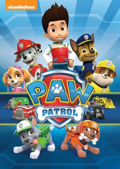 Paw Patrol (I got them a Christmas one, this one is different)