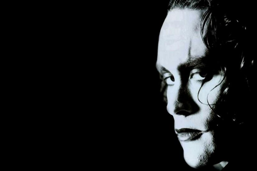 the crow brandon lee HD Wallpaper of Birds