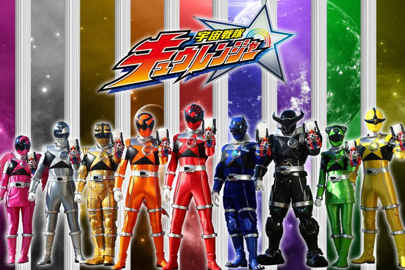 Top All Power Rangers Super Sentai Wallpapers