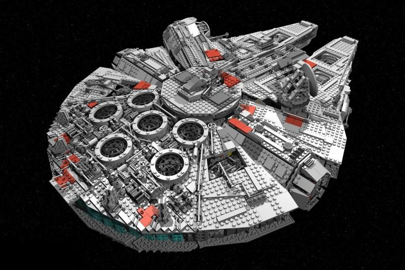 Millennium Falcon Wallpaper