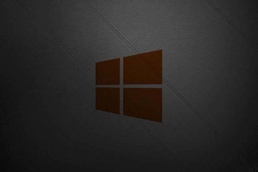 leather Windows 8 window panes wallpaper
