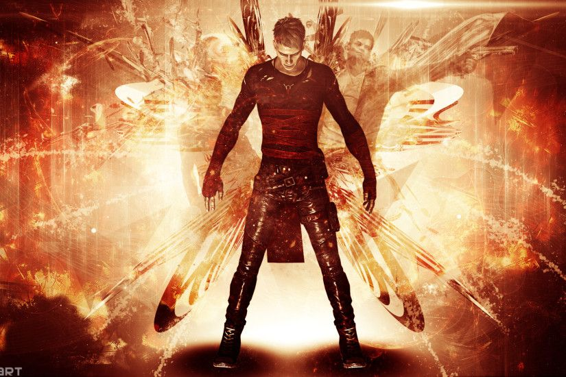DmC Devil May Cry Neo Dante Wallpaper by DanteArtWallpapers on .