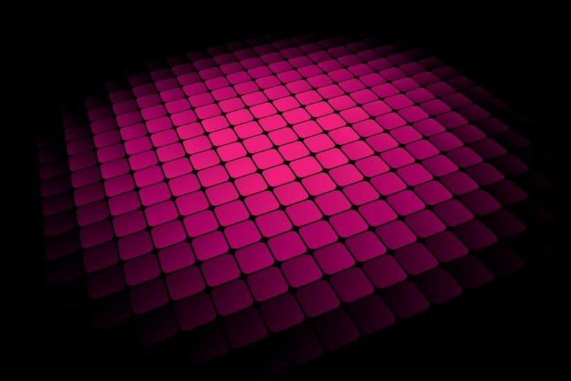 Cross pink squares on black amazing background wallpapers