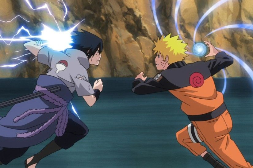 Naruto Vs Sasuke Wallpaper Shippuden 19977 Full HD Wallpaper .