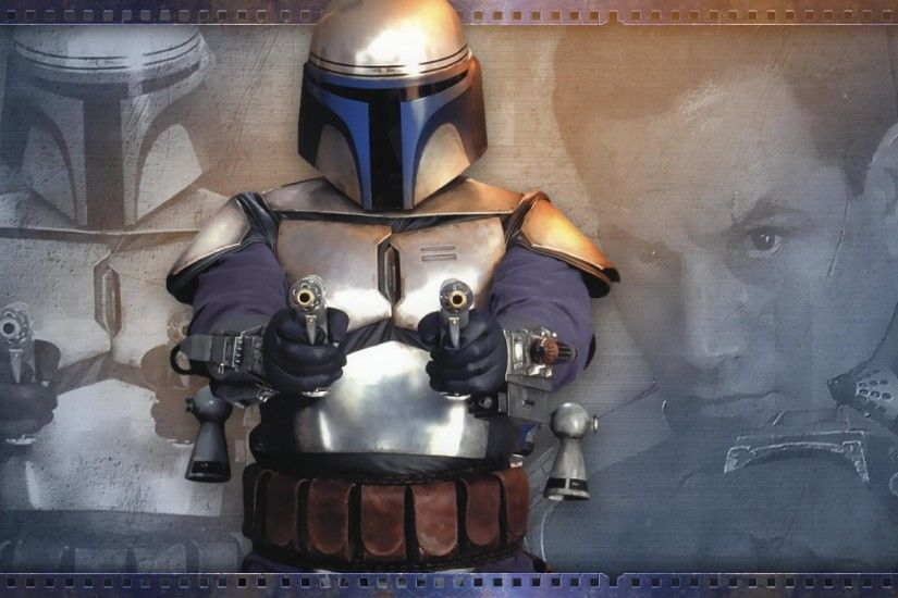 Jango Fett 24491 - Star Wars Wallpaper