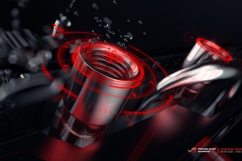 Asus Republic of Gamers Wallpapers :: HD Wallpapers