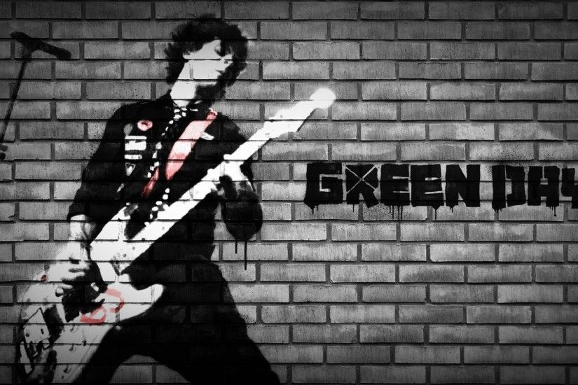 HD Wallpaper | Background ID:544013. 1920x1080 Music Green Day