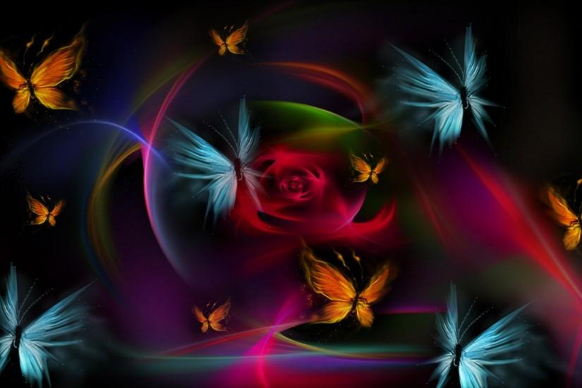 butterfly Wallpaper Background | 3380