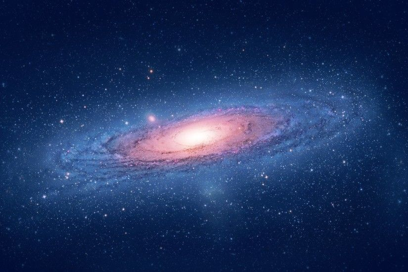 Description: Download Outer space galaxies andromeda mac os x  wallpaper/desktop background in 2048x1536 HD & Widescreen resolution.