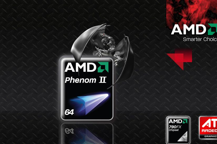 AMD Phenom wallpaper - Computer wallpapers - #976