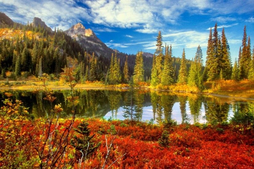 Beautiful Fall Backgrounds - WallpaperSafari