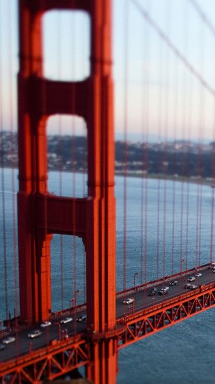 Golden gate bridge 2 Wallpapers for Galaxy S5
