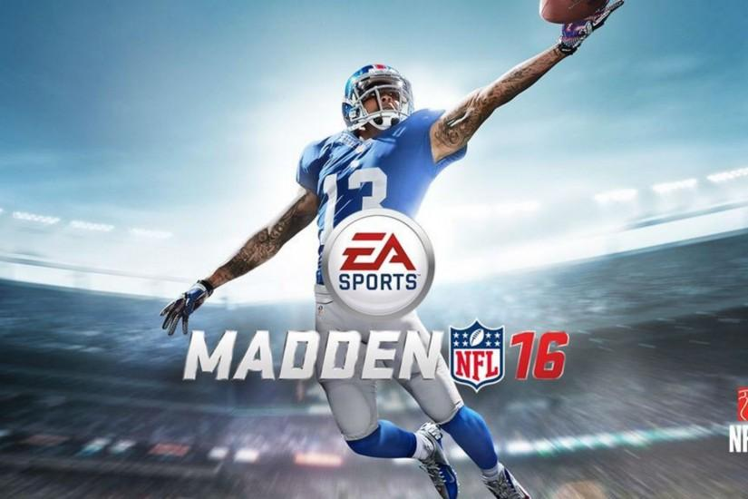 Odell Beckham Jr. named cover athlete for Madden NFL 16 | Other Sports |  Sporting News