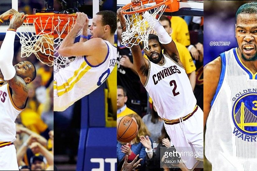 20beeb16ae4b INSANE DUNK CONTEST LEBRON JAMES vs STEPHEN CURRY vs KEVIN DURANT vs KYRIE  IRVING NBA 2K16