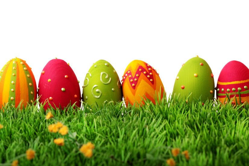 Colorful easter eggs. Â«Â«