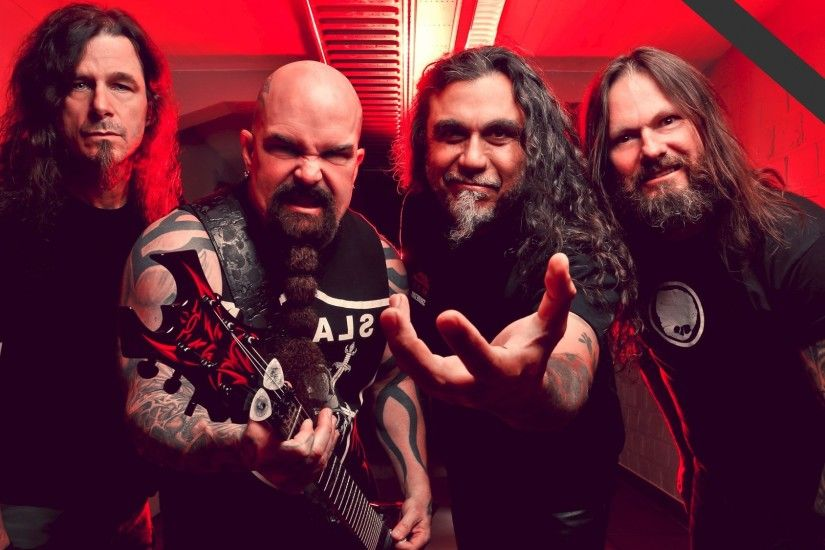 Speed Metal/Heavy Metal Band Slayer in 2016