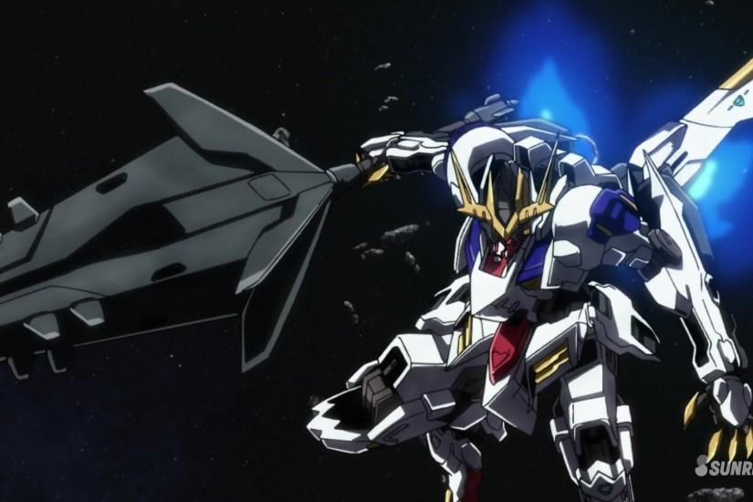 ... Gundam Barbatos Lupus Rex Wallpaper
