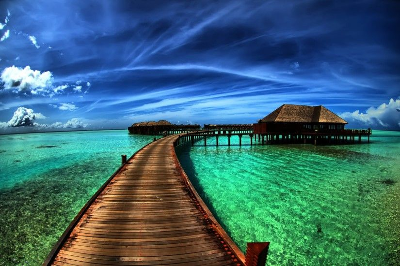 Bora Bora High Quality Wallpaper