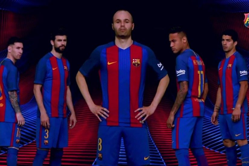 ... FC Barcelona Wallpapers 2017 5 ...