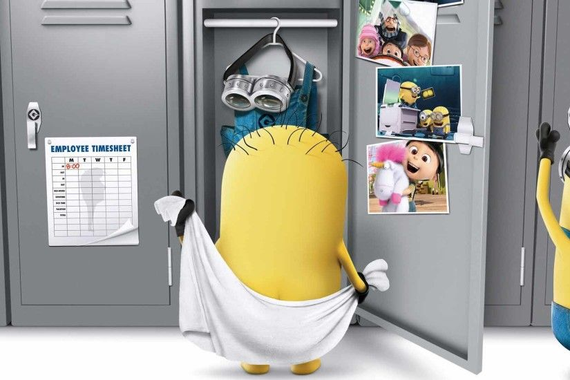 Tags: Despicable Me ...