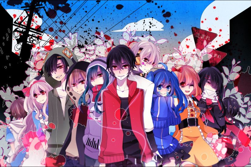 View Fullsize Kagerou Project Image