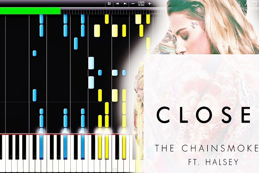 The Chainsmokers - Closer ft Halsey