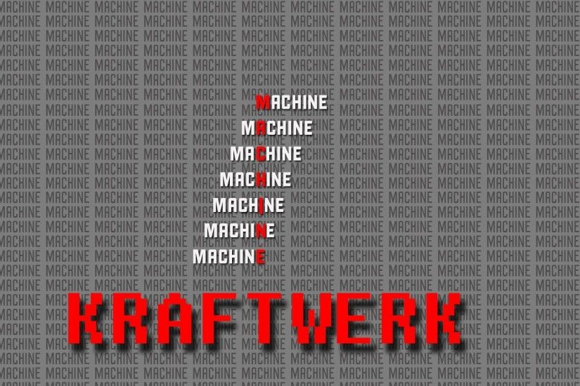 Similar Wallpapers. Kraftwerk, The Man Machine