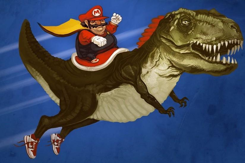 Bowser's Blog » Realistic Super Mario World?