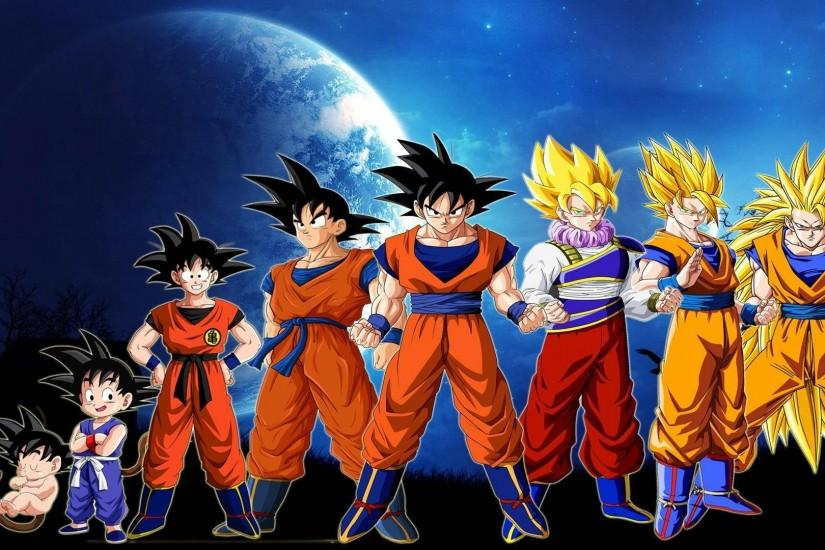 free dragon ball z wallpaper 1920x1080 for xiaomi