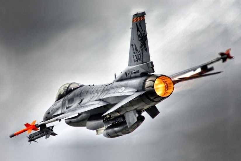 Wallpapers For > F16 Wallpaper