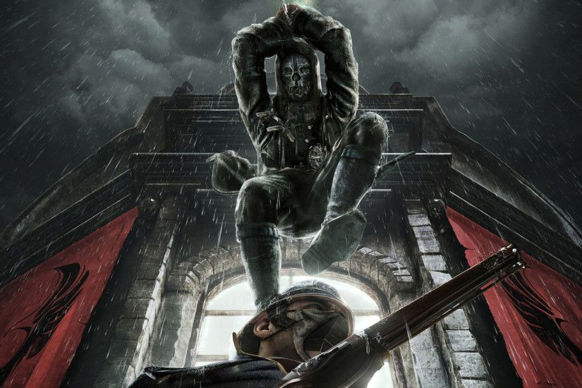 Dishonored Corvo Wallpapers HD Wallpapers 1920×1080 Dishonored 2 Wallpapers  (32 Wallpapers) |