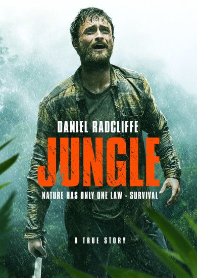 New Poster for Jungle