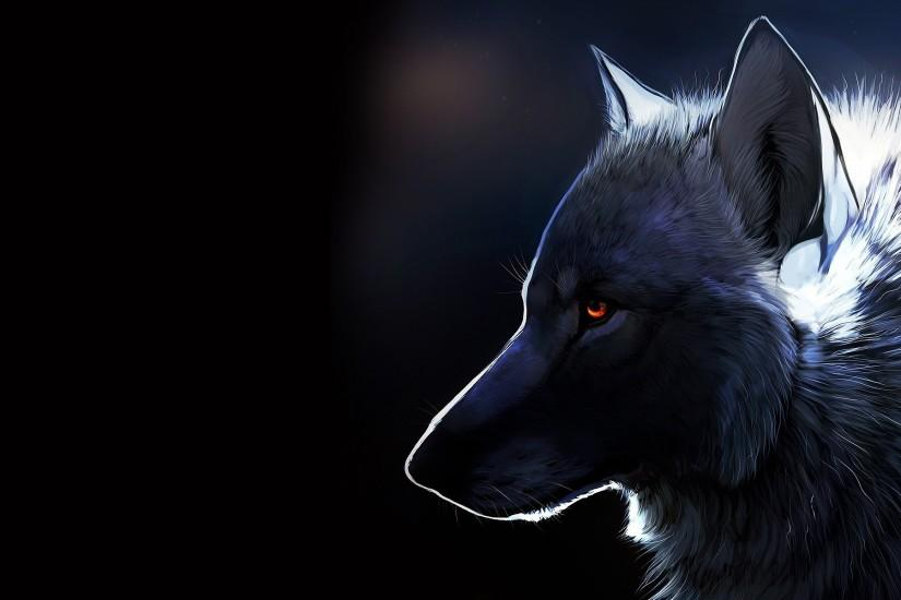 widescreen wolf wallpaper 1920x1200