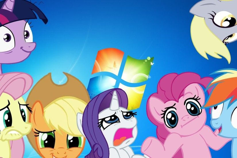 My Little Pony Windows Is Magic 392854 ...
