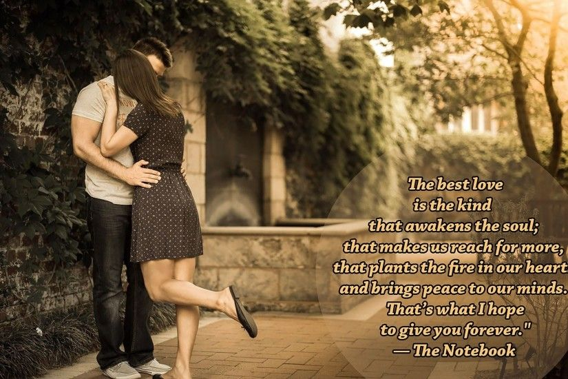 Best Love Couple Hd Image 20+ Love Quotes Wallpaper -Romantic Couple Images  With Quotes