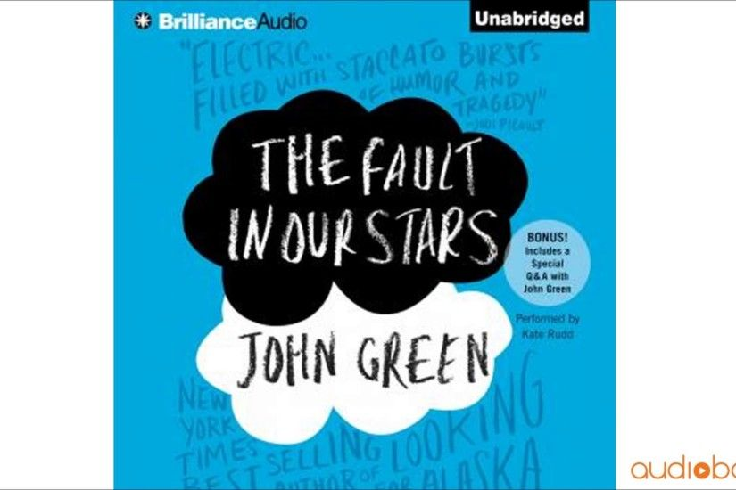 The Fault in Our Stars Audiobook Excerpt